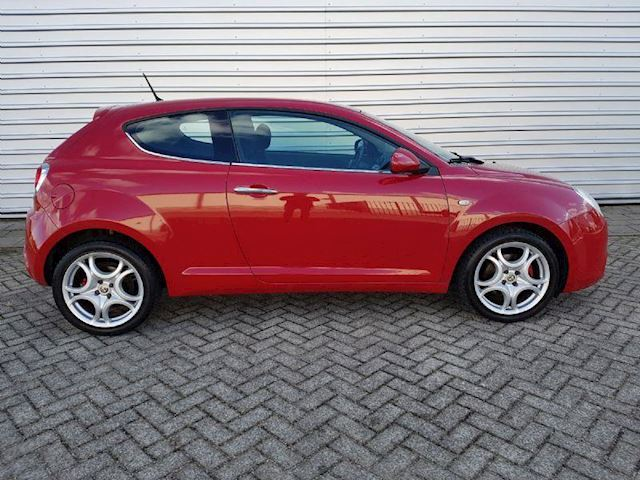 Alfa Romeo MiTo 1.4 Turbo Dist. 120PK   IS VERKOCHT!!