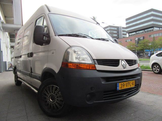 Renault Master occasion - Haagland Auto's