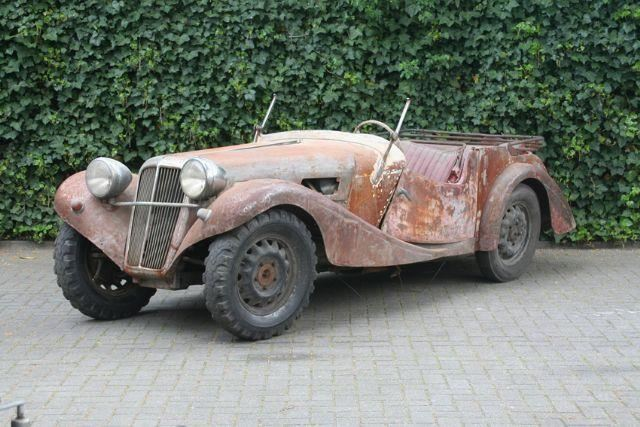 Aero 1937  30 HP Tourer occasion - KennisCars.nl