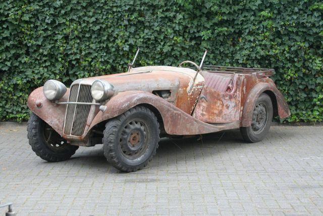 Aero 1937  30 HP Tourer occasion - KennisCars.nl
