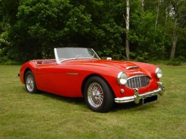 Austin Healey 1958  100-6 occasion - KennisCars.nl
