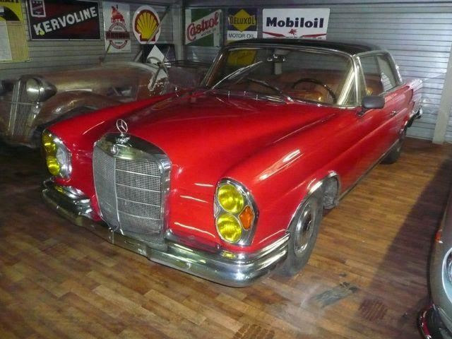 Mercedes-Benz 1963 220 SE  111-serie occasion - KennisCars.nl