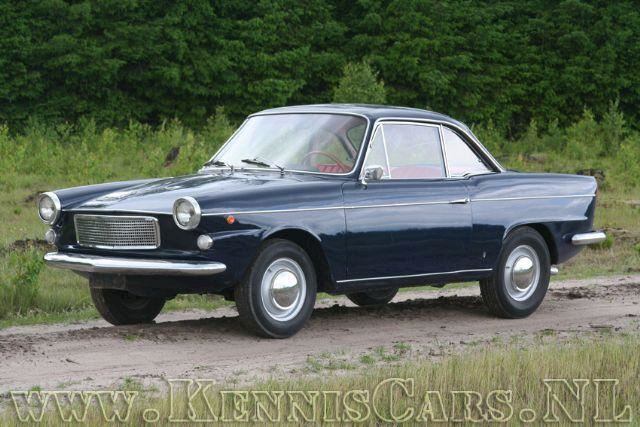 Fiat 1962 600 vignale coupe benzine uit 1962 www for Mobilia opening hours