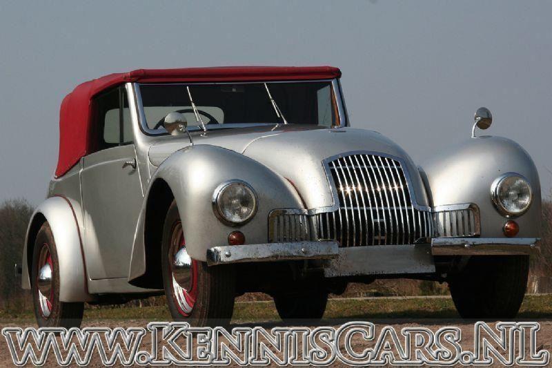 Allard 1948  M  2 door 4 seat occasion - KennisCars.nl
