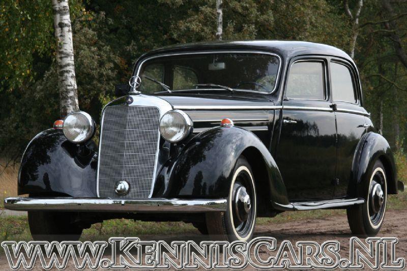 Mercedes-Benz 1950 170 S occasion - KennisCars.nl