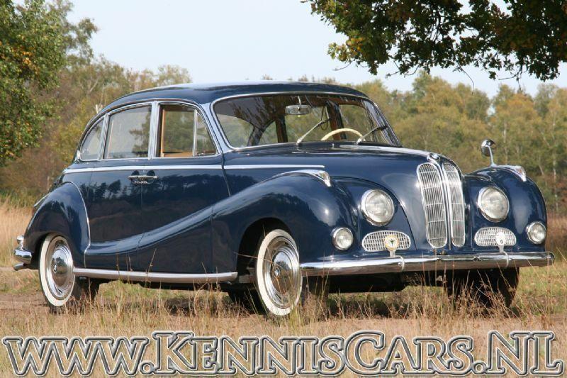 BMW 1958 502 V8 3.2 occasion - KennisCars.nl