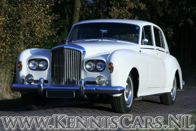 Bentley 1963 SIII occasion - KennisCars.nl