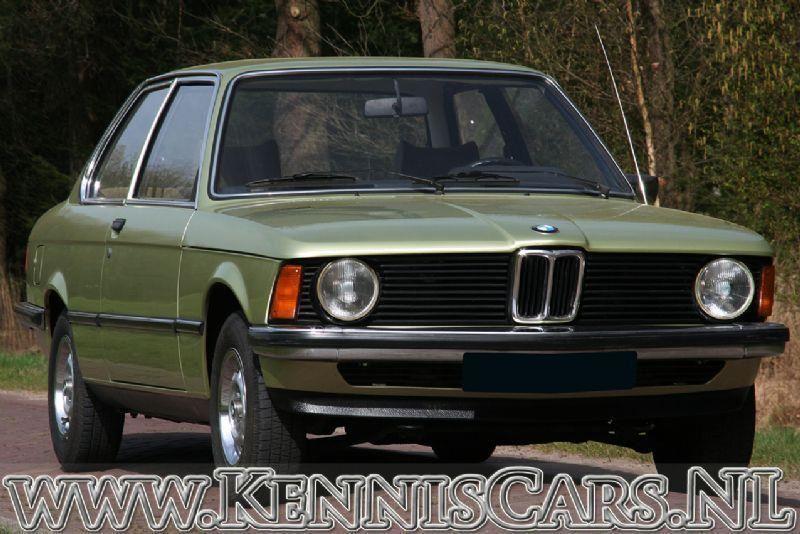 BMW 1978 316 2-door occasion - KennisCars.nl