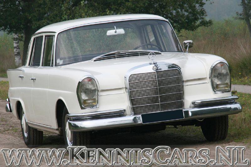 Mercedes-Benz 1965 230 S 111 serie occasion - KennisCars.nl