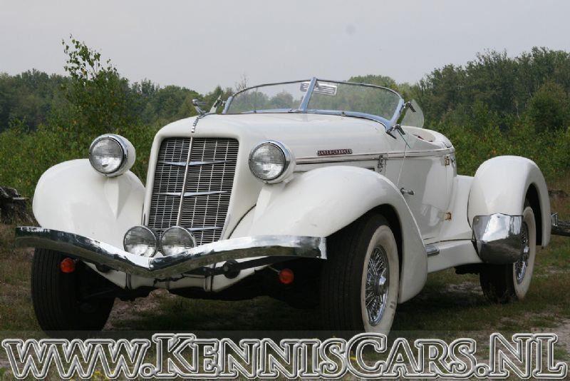 Auburn 1969 851 Speedster occasion - KennisCars.nl