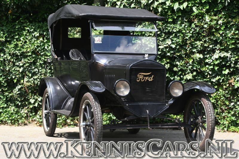Ford 1924 T Pheaton occasion - KennisCars.nl