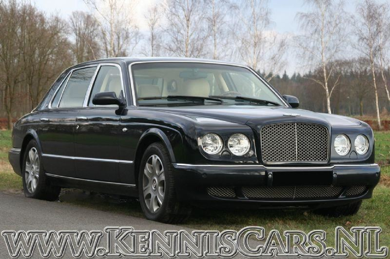 Bentley 2005 Arnage LWB occasion - KennisCars.nl