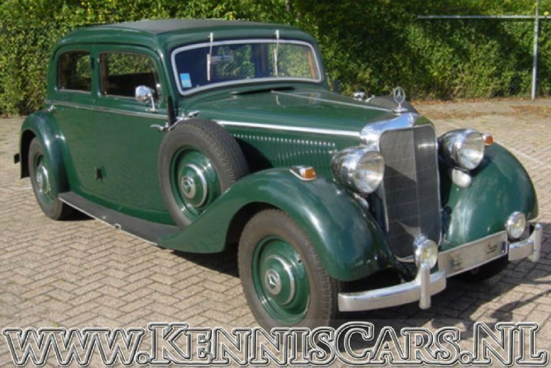 Mercedes-Benz 1938 290 occasion - KennisCars.nl