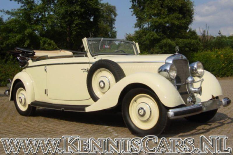 Mercedes-Benz 1937 320D occasion - KennisCars.nl
