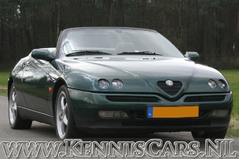 Alfa Romeo 1997 2.0-16V T-Spark occasion - KennisCars.nl