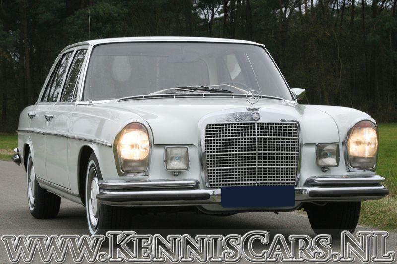Mercedes-Benz 1969 280 SE 108-serie LPG occasion - KennisCars.nl