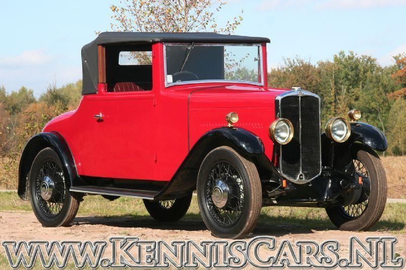 Swift 1931 5P - 10hp occasion - KennisCars.nl