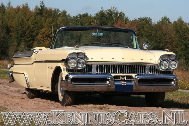 Mercury 1957 Mercury Turnpike Cruiser occasion - KennisCars.nl