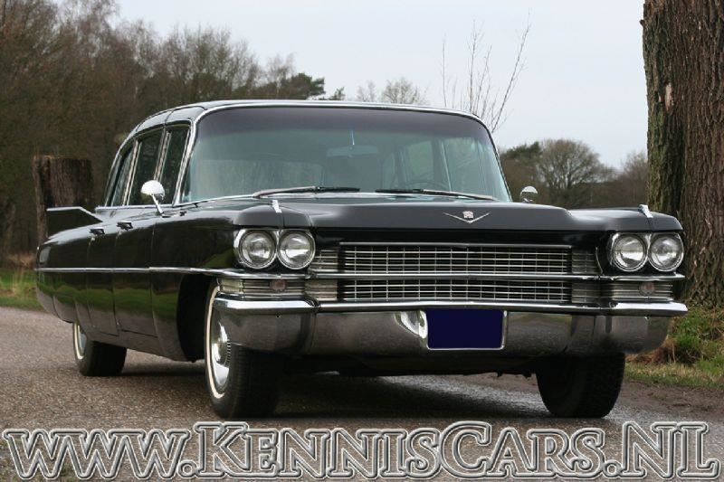 Cadillac 1963 Fleetwood serie 75 occasion - KennisCars.nl