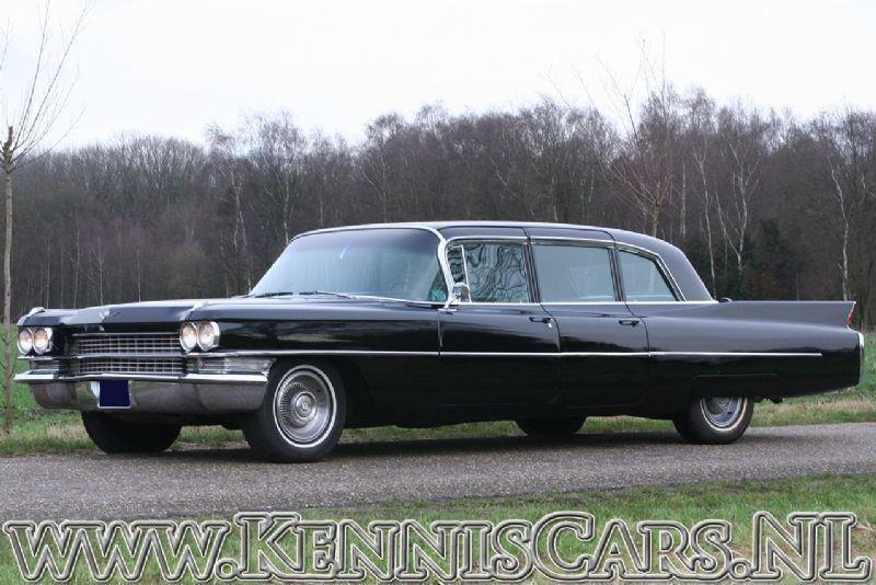 1963年 キャデラック フリートウッド シリーズ 75