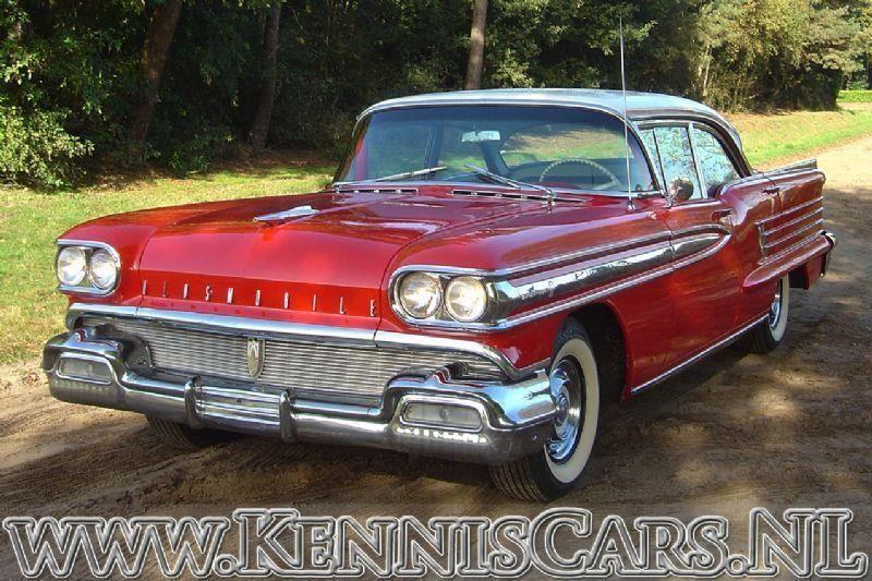 Oldsmobile 1958 Super 88 occasion - KennisCars.nl