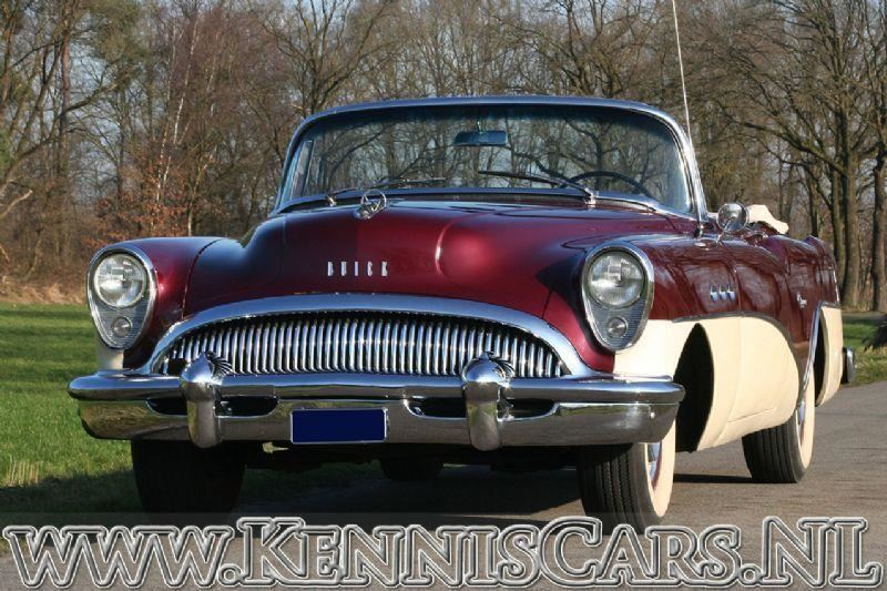 Buick 1954 Super occasion - KennisCars.nl