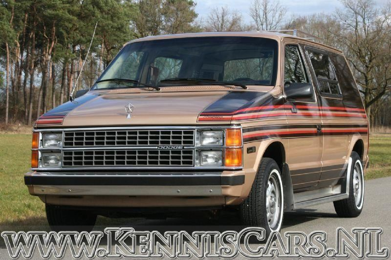 Dodge 1984 RAM Van Custom built by Mark III Industries occasion - KennisCars.nl