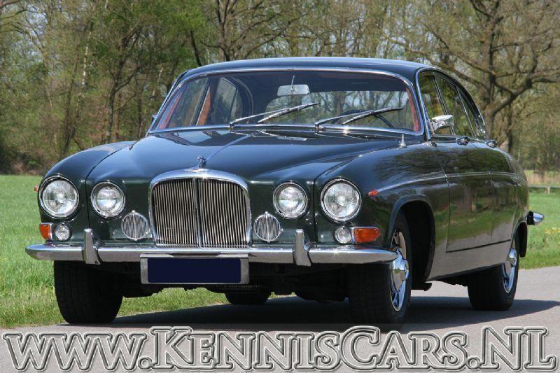 Jaguar 1967 420 G occasion - KennisCars.nl