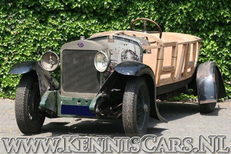 Delage 1923 DE Boattail occasion - KennisCars.nl