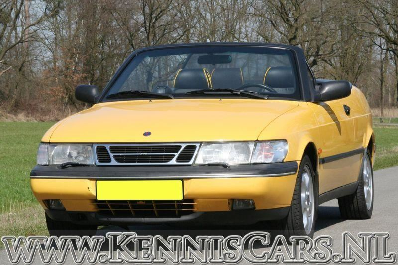 Saab 1997 900 2.0 occasion - KennisCars.nl