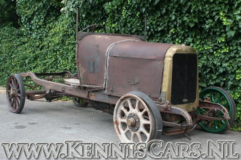 Léon Bollée 1921 Type P Chassis occasion - KennisCars.nl