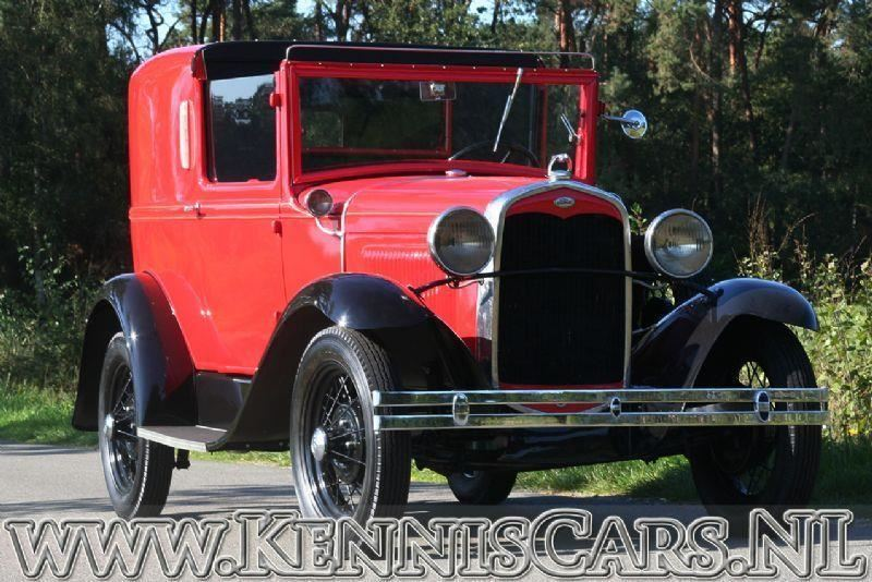 Ford 1931 A Commercial occasion - KennisCars.nl