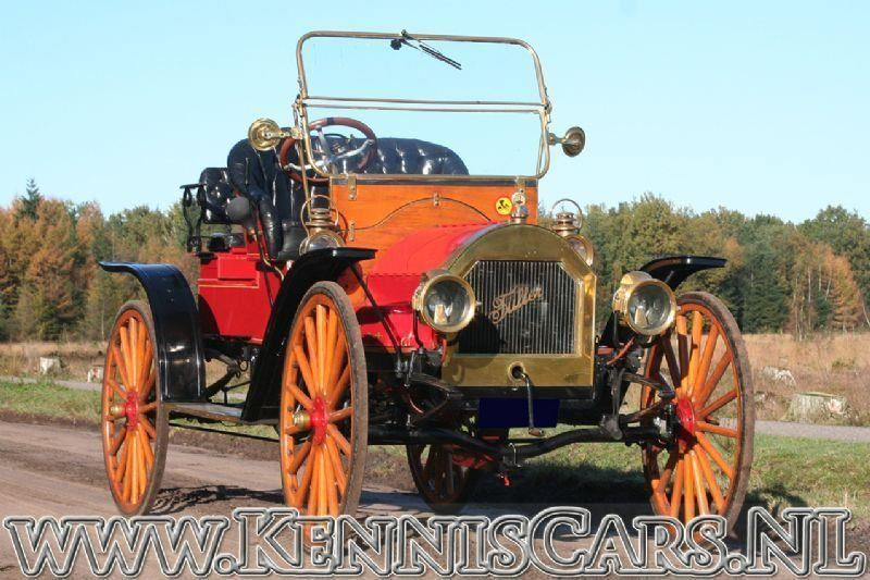 Fuller 1909 model 25 Highwheeler occasion - KennisCars.nl