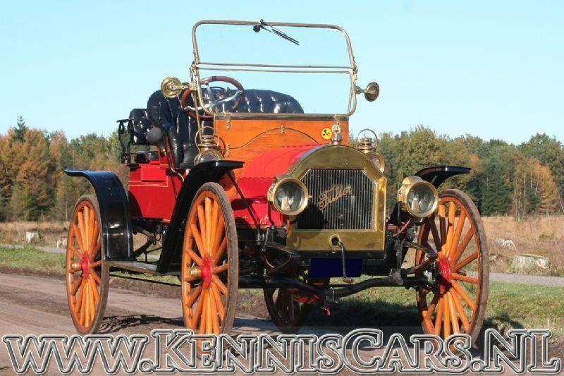 Fuller 1909 model 25 Highwheeler occasion - KennisCars.nl