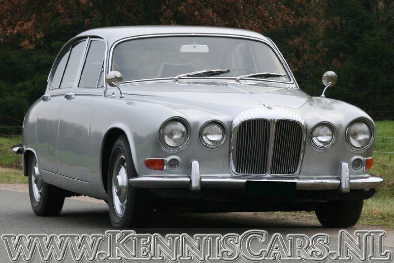 Jaguar 1968 Daimler 420 S occasion - KennisCars.nl