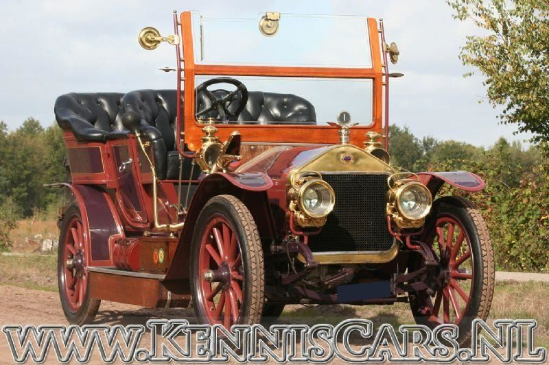 Wolseley 1908 Siddeley occasion - KennisCars.nl