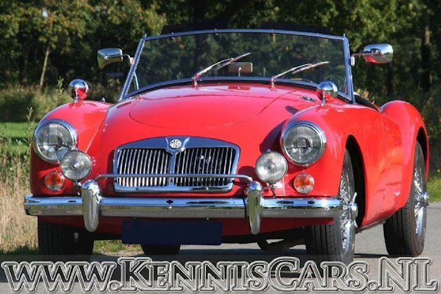 Mg 1957 a roadster 1800 manual 5 speed convertible for Mobilia opening hours