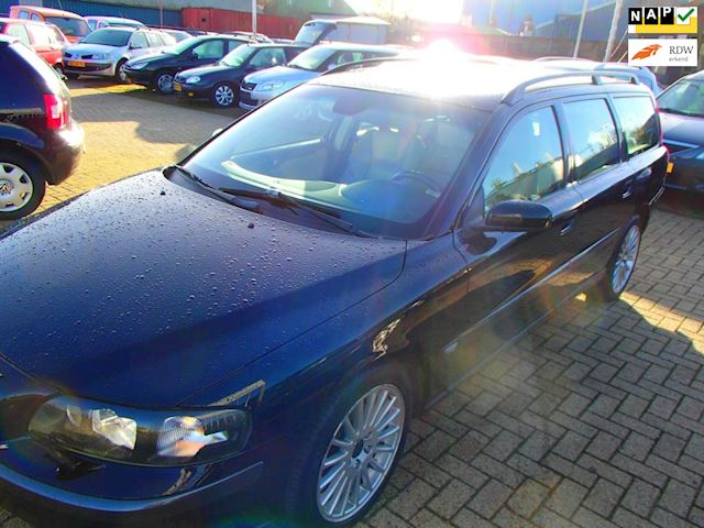 Volvo V70 2.4 D Geartronic Black Sapphire Edition II