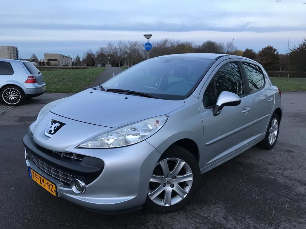 Peugeot 207 occasion - A. VERMEER