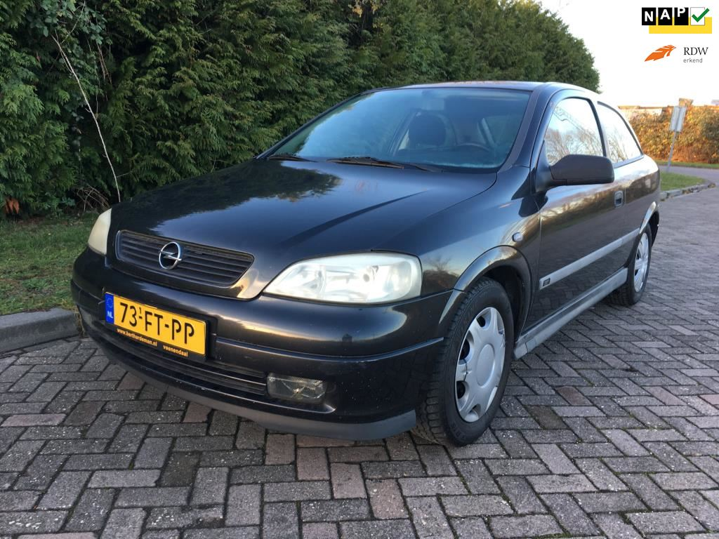Opel Astra occasion - Goldenstone Cars