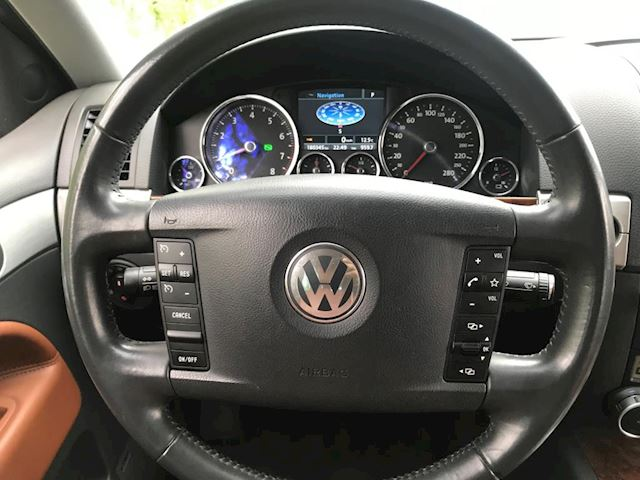 Volkswagen Touareg occasion - Merkens Auto's