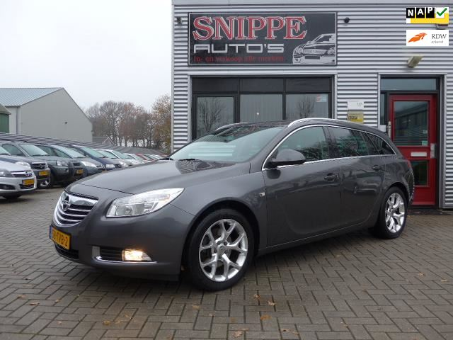 Opel Insignia Sports Tourer occasion - Auto Snippe