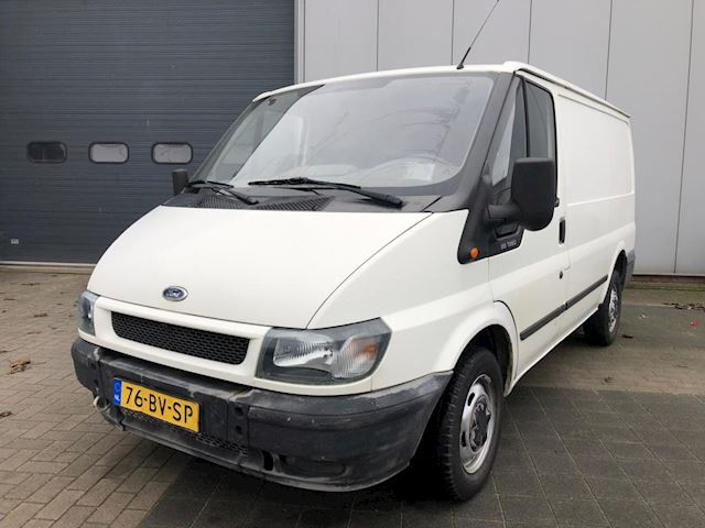 Ford Transit 260S 2.0TDdi Celebration