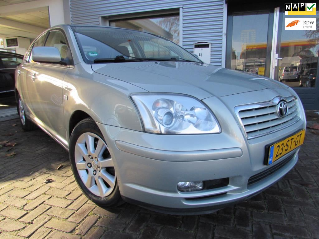 Toyota Avensis occasion - D&M Cars