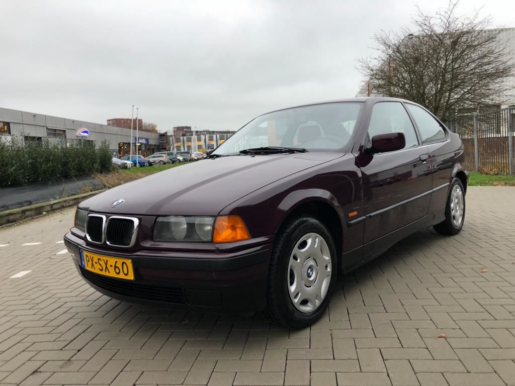 BMW 3-serie Compact occasion - Auto Leiderdorp