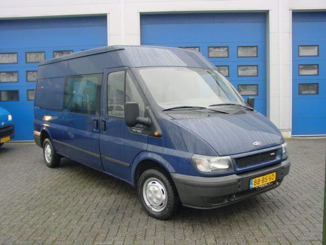 Ford Transit occasion - Autobedrijf Henk Ellmann V.O.F.