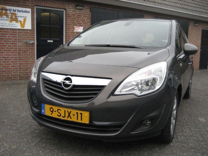Opel Meriva occasion - Autobedrijf Ad Verhallen