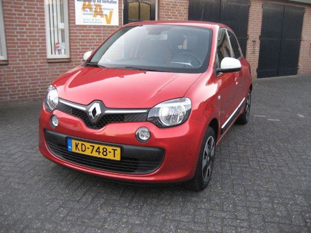 Renault Twingo 1.0 SCE Collection 5drs Airco Start-stop Nav.