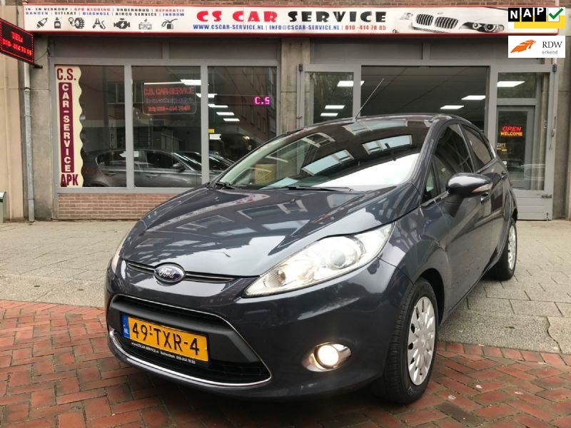Ford Fiesta occasion - CS Car Service