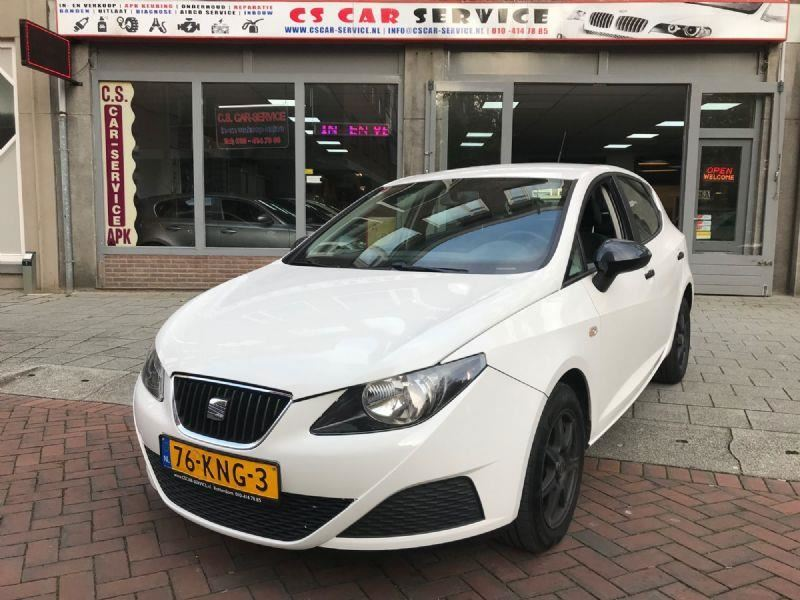 Seat Ibiza occasion - CS Car Service